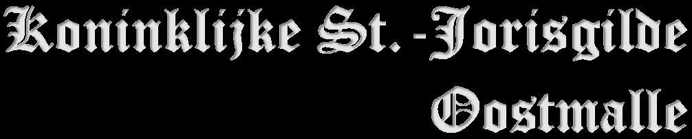 Sint-Jorisgilde Oostmalle